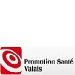 Logo promotion santé valaiws
